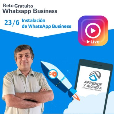 Reto WhatsApp Business 5ta Edición